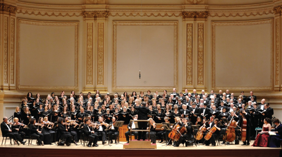 Oratorio Society of New York