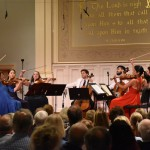 Bridgehampton Chamber Music Festival 8.2.15 concert 1, photo by Franziska Seemann