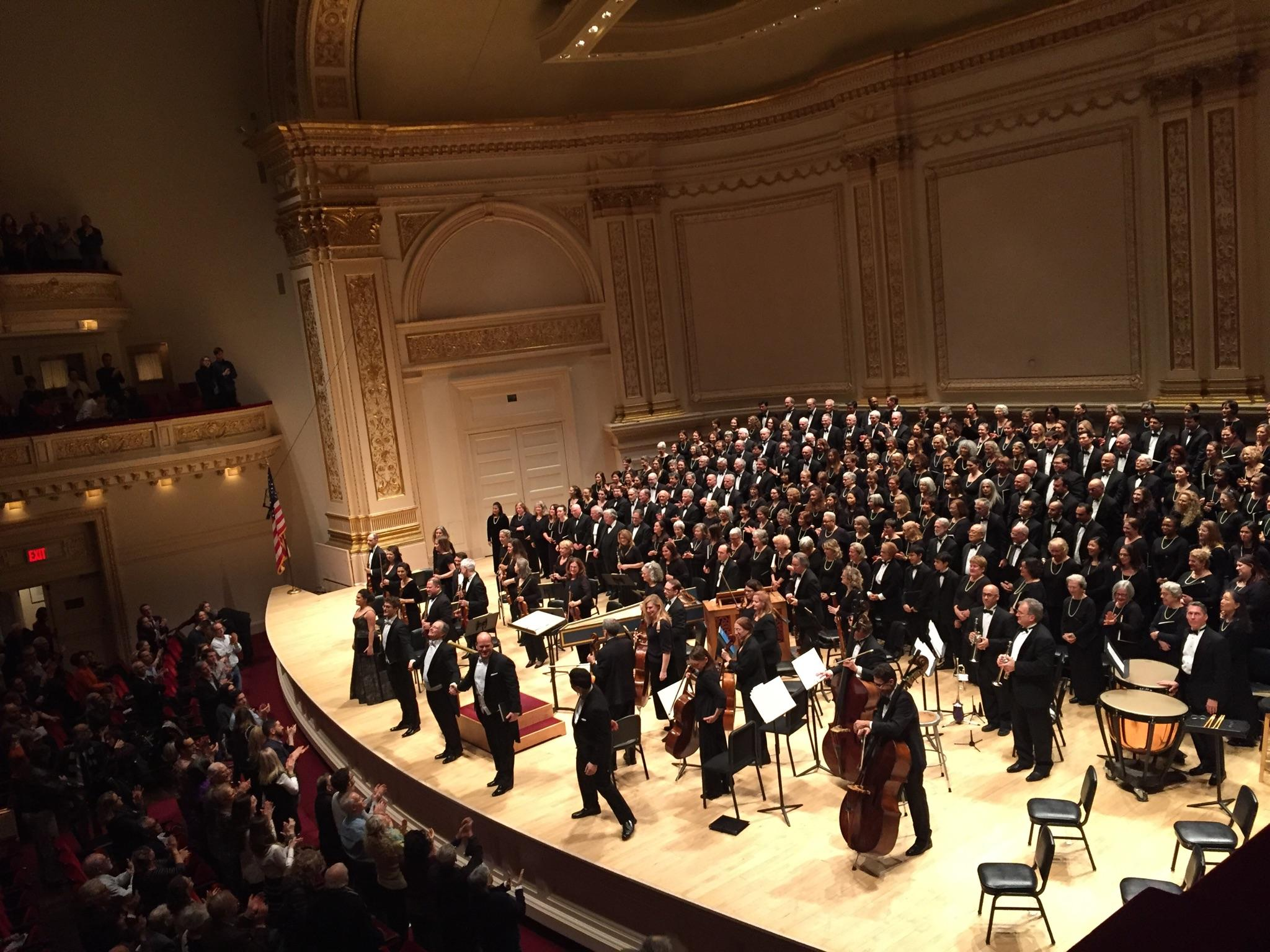 Oratorio Society Of New York To Present 144th Annual